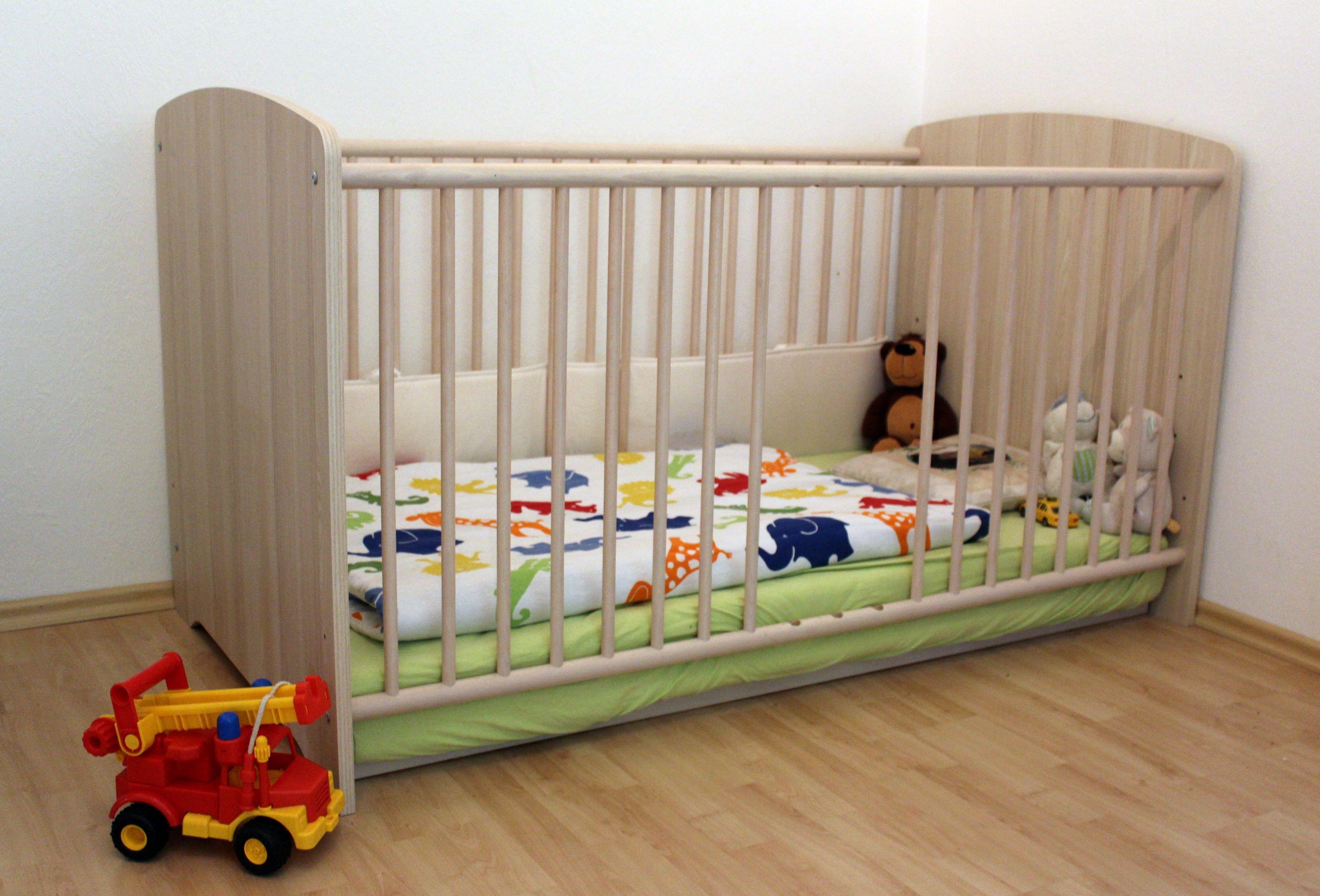 Kinderbett, Einschlafen, Schlafengehen