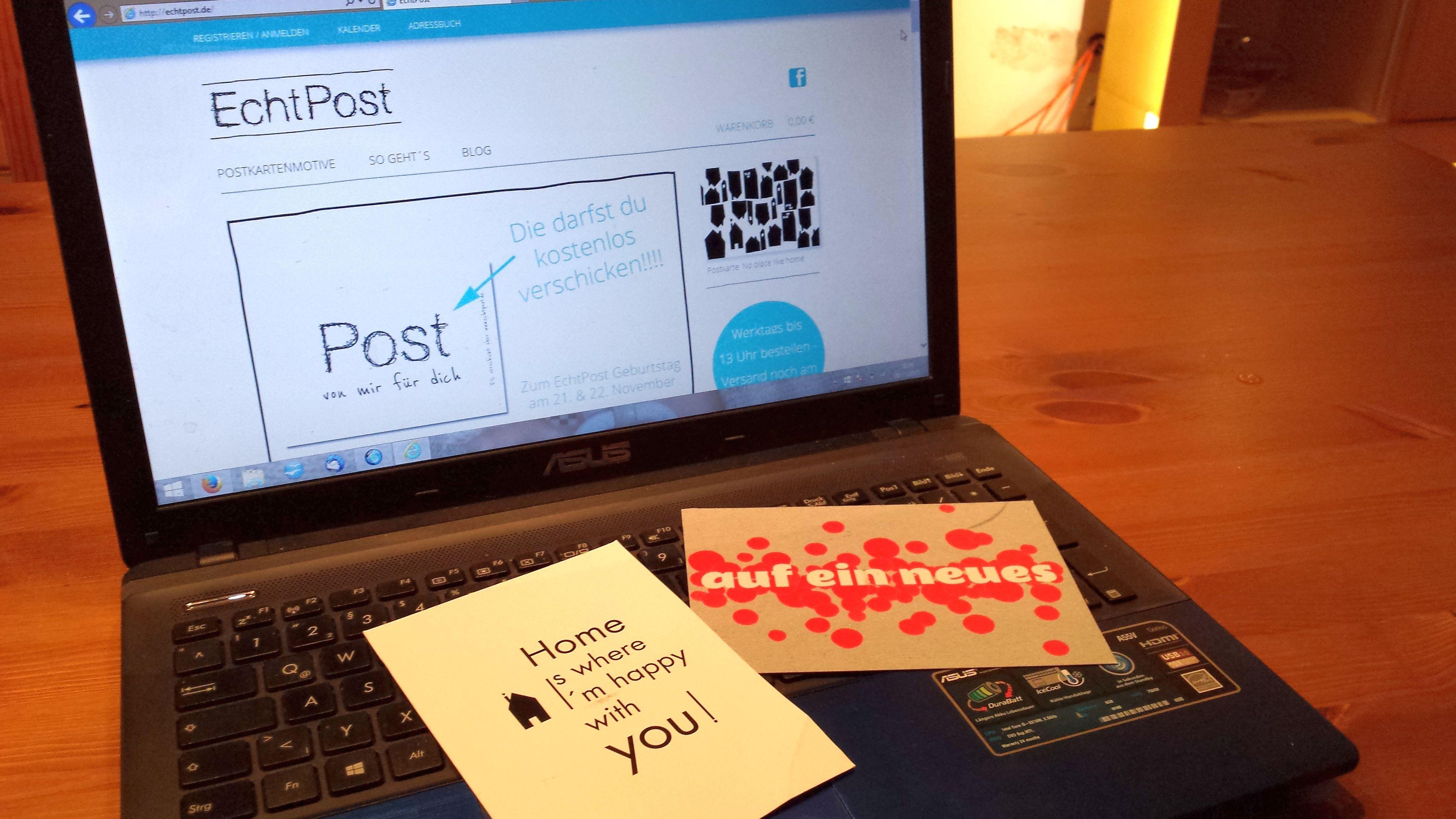 Postkarten schreiben mit EchtPost_72dpi