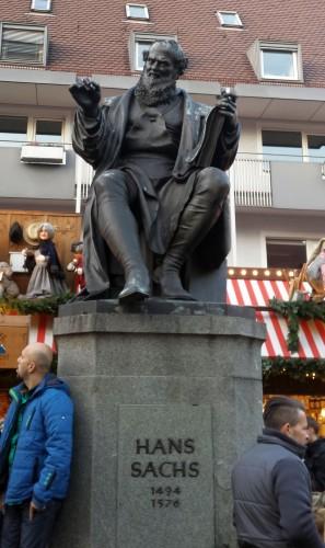 Nürnberger Christkindlesmarkt - Ausflug - 2015-12-19 (1)