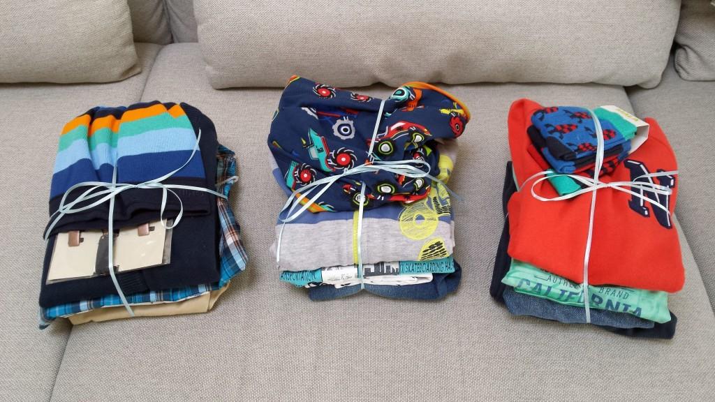 Kindhochdrei - Testkauf, Kinder Kleiderservice
