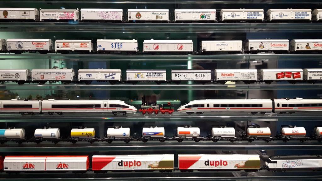 Deutsche Bahn Museum Nürnberg, Ausflug Franken, Familienausflug