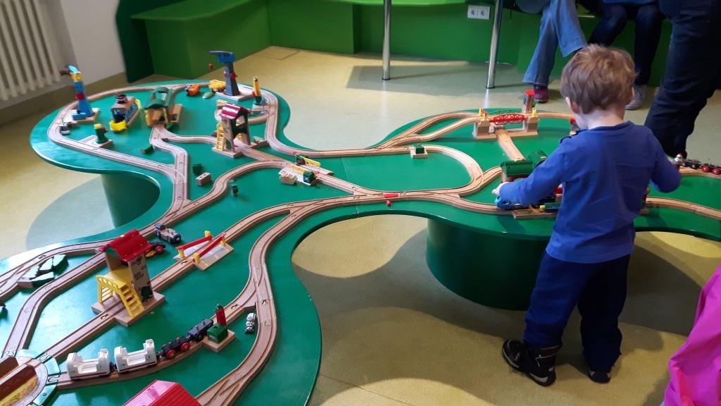 Deutsche Bahn Museum Nürnberg, Ausflug Franken, Familienausflug, Eisengbahn, Züge, Kinderbahnland, Kibala
