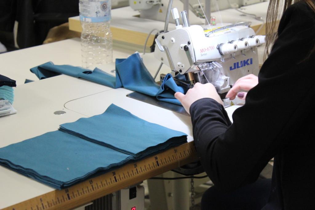 Blond Made in Nürnberg - Geburtstagsfeier Kindermode Kinderbekleidung Produktion vor Ort