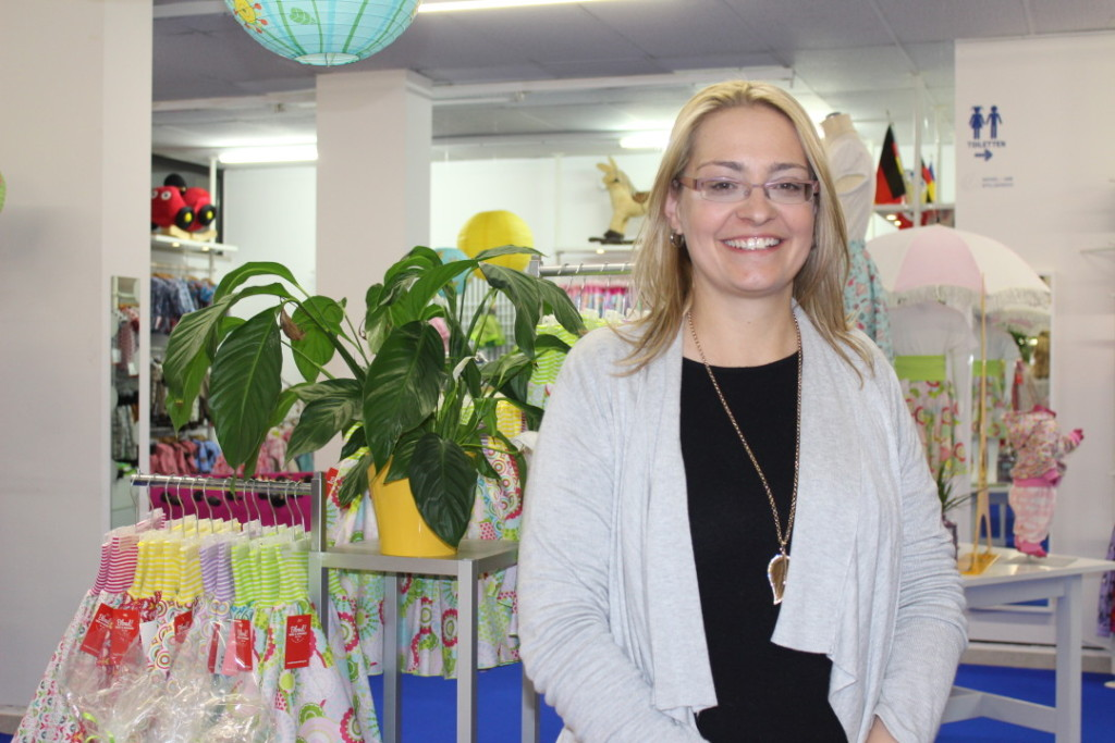 Blond Made in Nürnberg - Geburtstagsfeier Kindermode Kinderbekleidung Kerstin