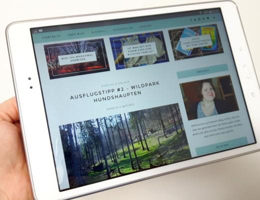 Neues Blogdesign Mama geht online
