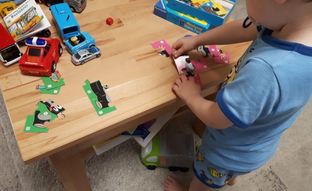 12in12 - Familienalltag - Puzzle