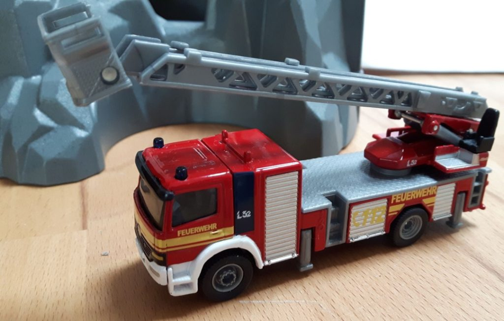 Monatsrückblick August 2016 - Feuerwehr Rossmann