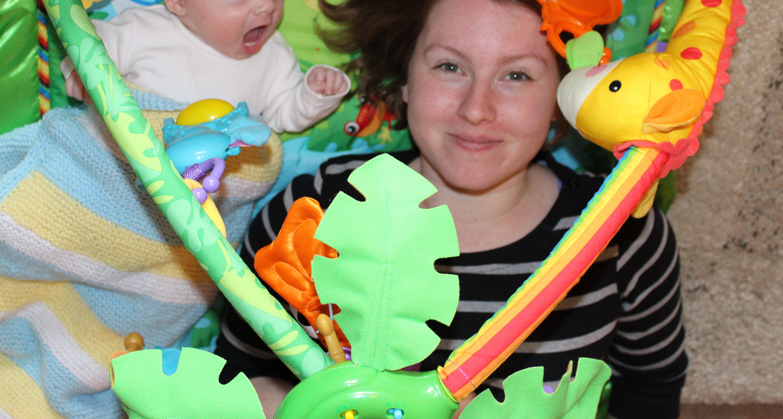 Spielbogen Fisher Price, Dschungelbogen, Spielzeugempfehlung für Babys und Kleinkinder, Persönliche Spielzeugempfehlung