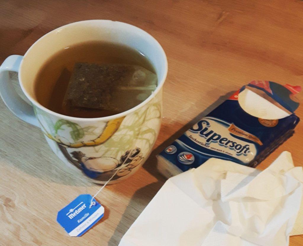 September 2016 - Monatsrückblick - Krank