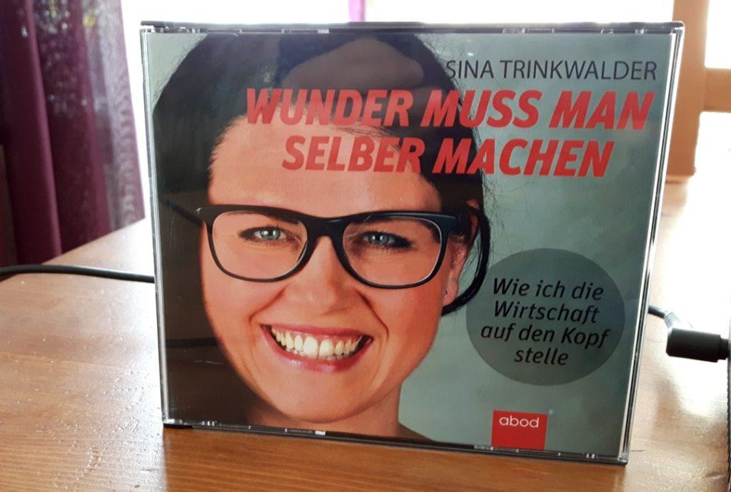 September 2016 - Monatsrückblick - Sina Trinkwalder