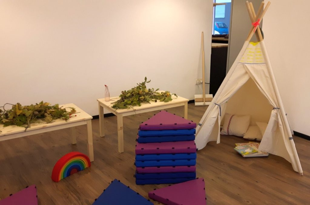Familiencafe Dada Nürnberg Eröffnungsfeier (1)