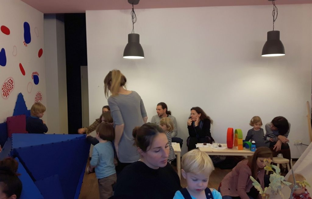 Familiencafe Dada Nürnberg Eröffnungsfeier (11)