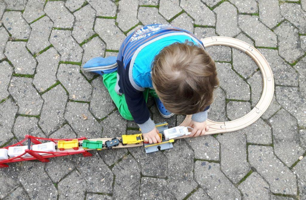 WIB - Wochenende in Bildern - Brio Eisenbahn
