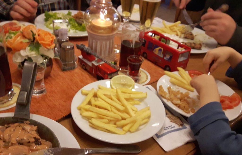 WIB - Wochenende in Bildern - Griechisch Essen