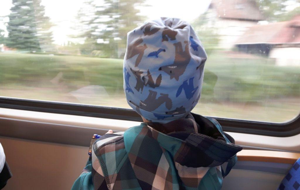 WIB - Wochenende in Bildern - S-Bahn fahren