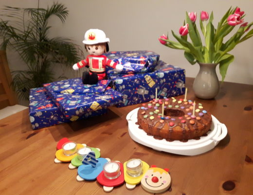 Wir feiern Kindergeburtstag (1)