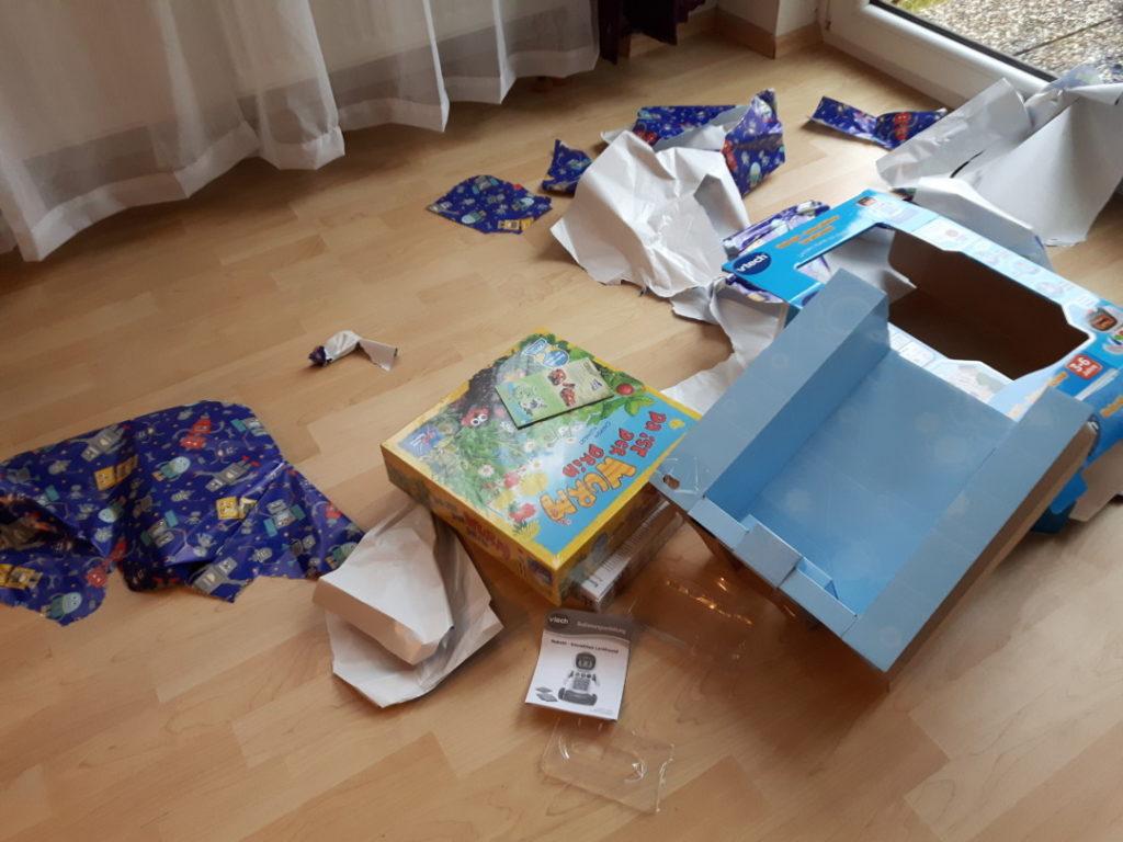 Wir feiern Kindergeburtstag (2)