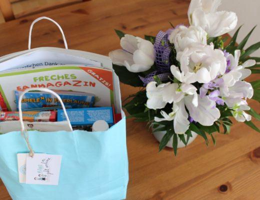 Elternblogger MeetUp Franken - Goodiebag - Gewinnspiel