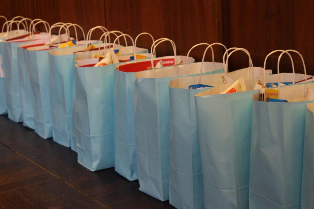 Elternblogger MeetUp Franken - Nürnberg Goodiebags