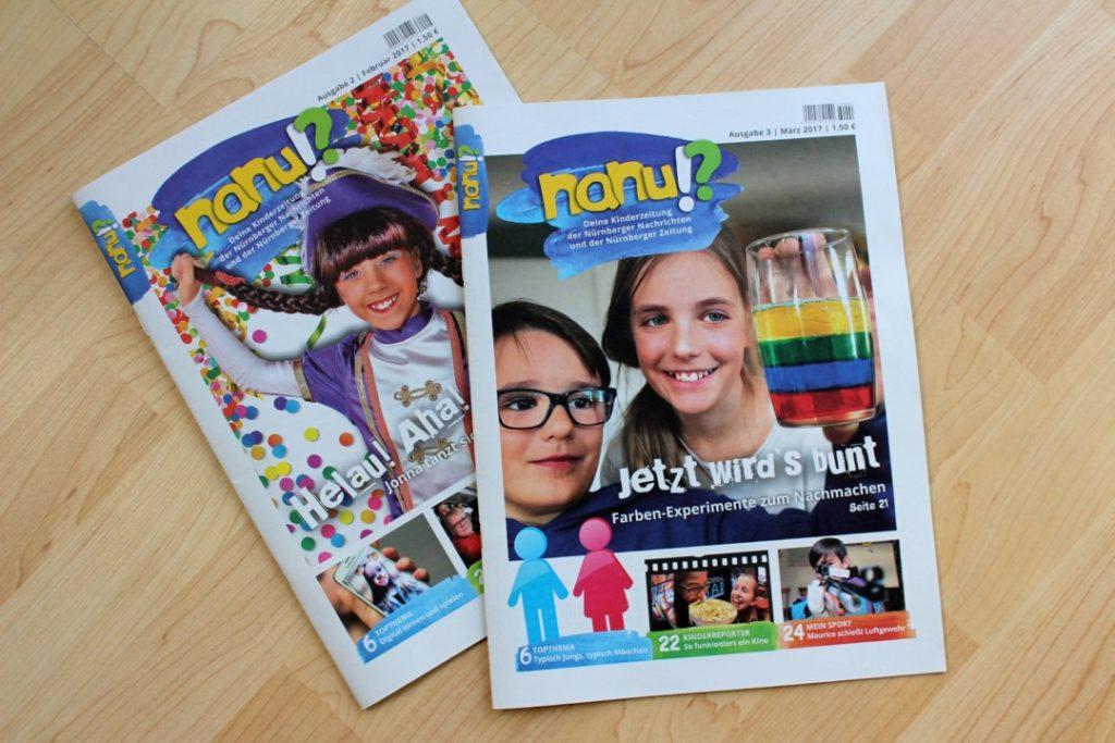 Elternblogger MeetUp Franken - Nanu Kinderzeitung - Nürnberg