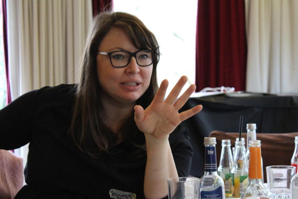 Elternblogger MeetUp Franken - Radiomama - Jennifer Schrems