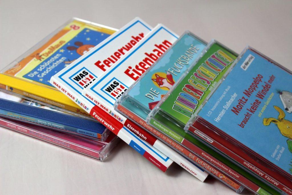 Kindergechichten - Hörbücher