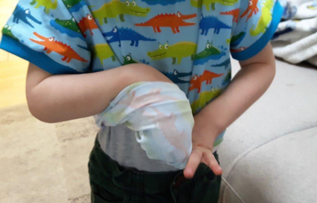 BABAUBA Kindermode - T-Shirt Krokodil