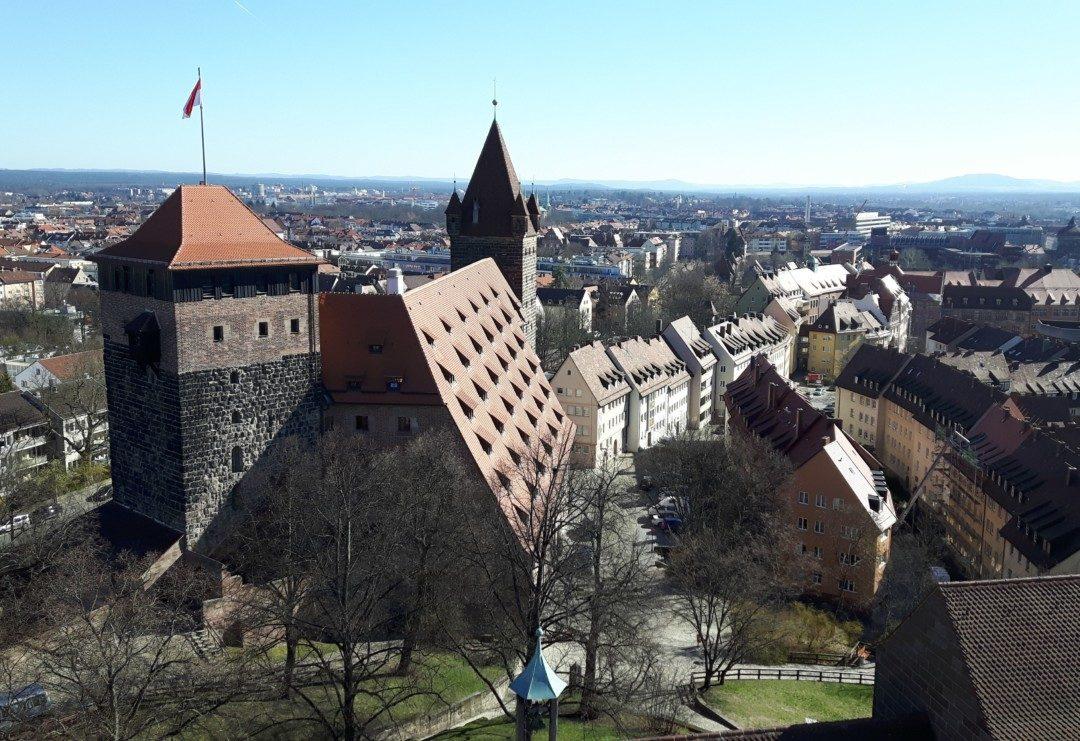 Monatsrückblick März - Nürnberg - Kaiserburg