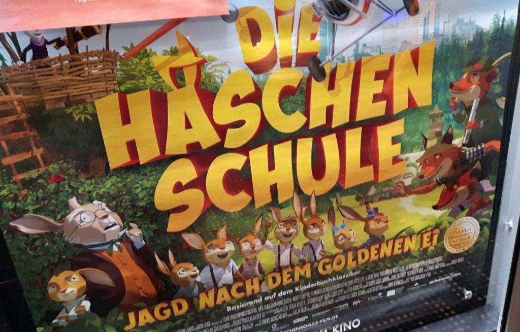 Ostern - Kino - Die Häschenschule