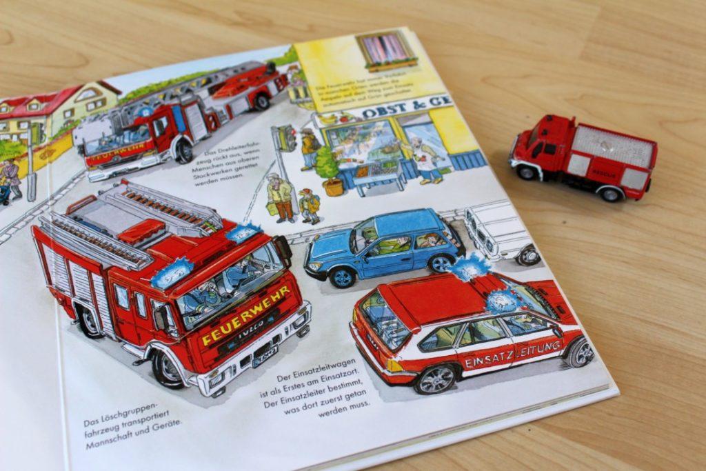 Tessloff Verlag - Feuerwehr Sachbuch