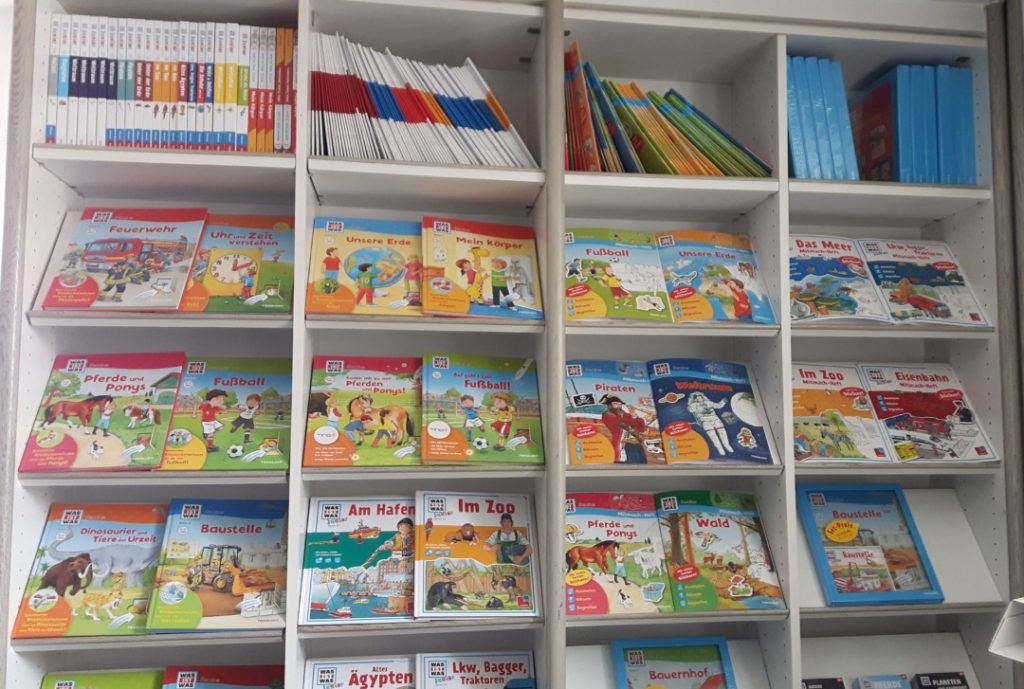 Tessloff Verlag Nürnberg - Kinderbücher - Was ist Was (4)