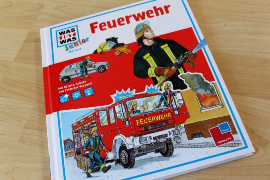 Tessloff Verlag - Was ist Was Junior - Feuerwehr