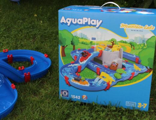 AquaPlay Mountain Lake - Wasserbahn - Wasserspielbahn Garten (12)