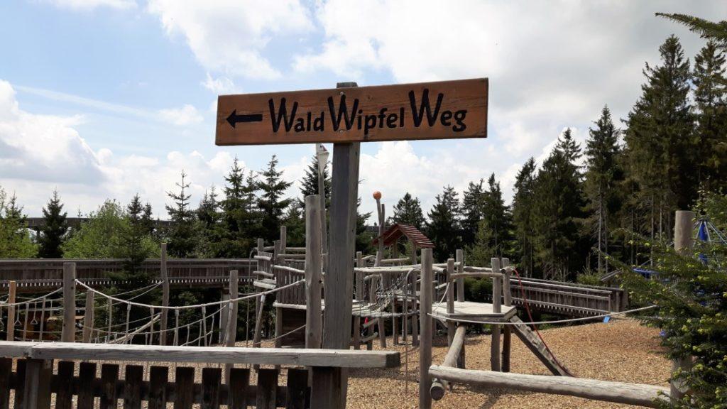 Bayerischer Wald - Wald Wipfel Weg - Sankt Englmar