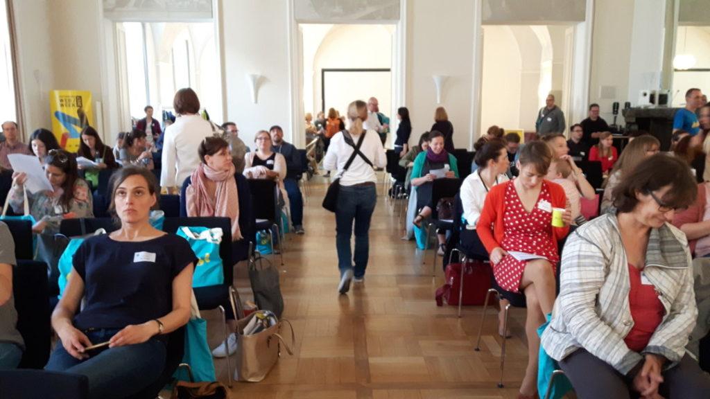 Denkst 2017 - Familienbloggerkonferenz Nürnberg