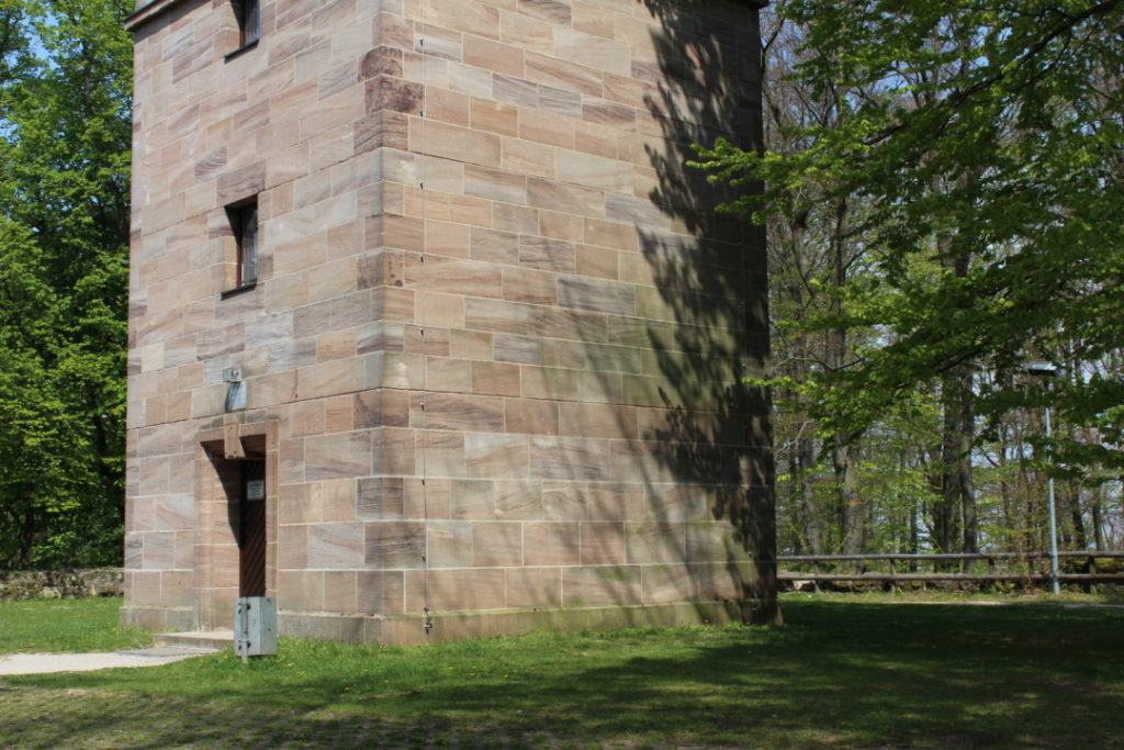 Familienausflug - Alte Veste Fürth - Dambach (2)
