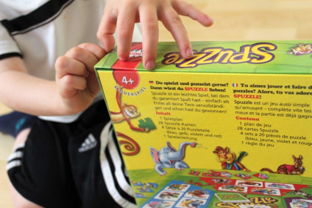 Amigo Spiel Spuzzle