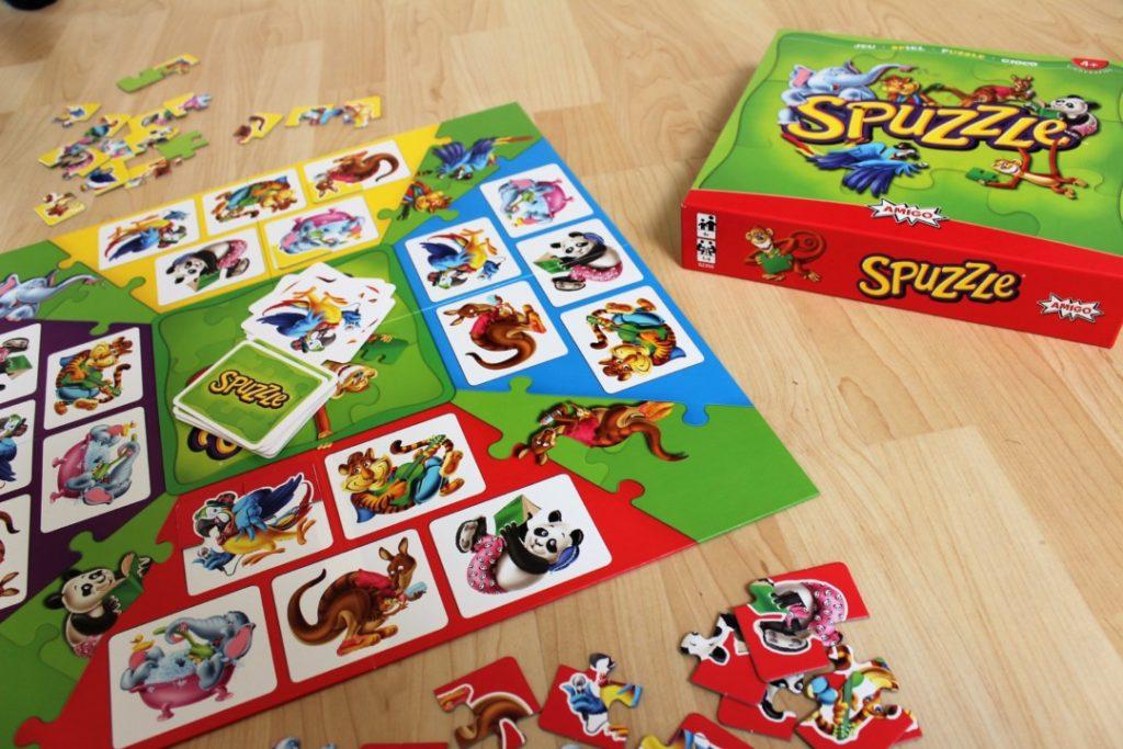 Amigo Spiele Spuzzle (8)