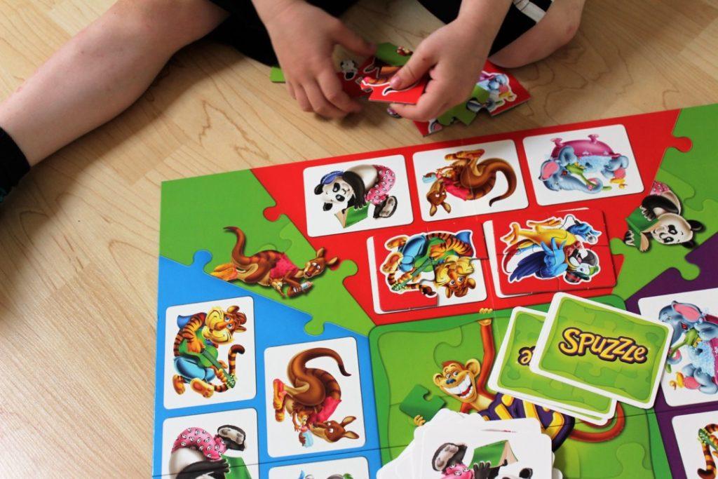 Amigo Spiele Spuzzle - Gesellschaftsspiel