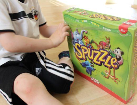 Amigo Spiele Spuzzle Kinderspiel ab 4 Jahren