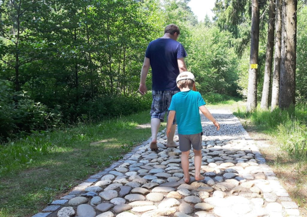 Barfusspfad Spalt Enderndorf - Barfußwanderung - Familienausflug (7)
