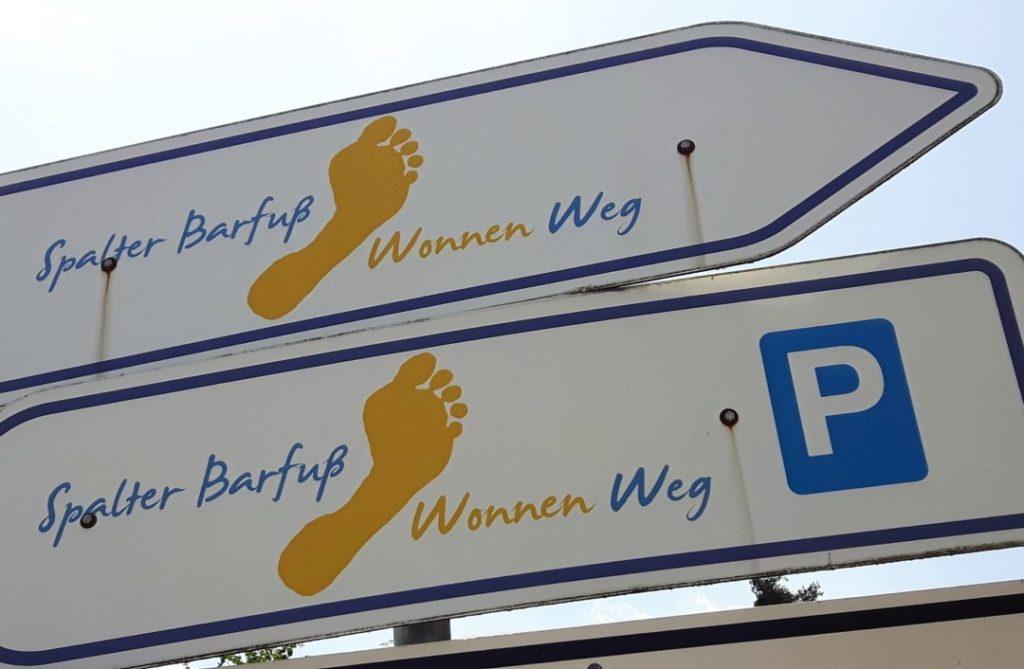 Barfusspfad Spalt Enderndorf - Wanderung - Familienausflug