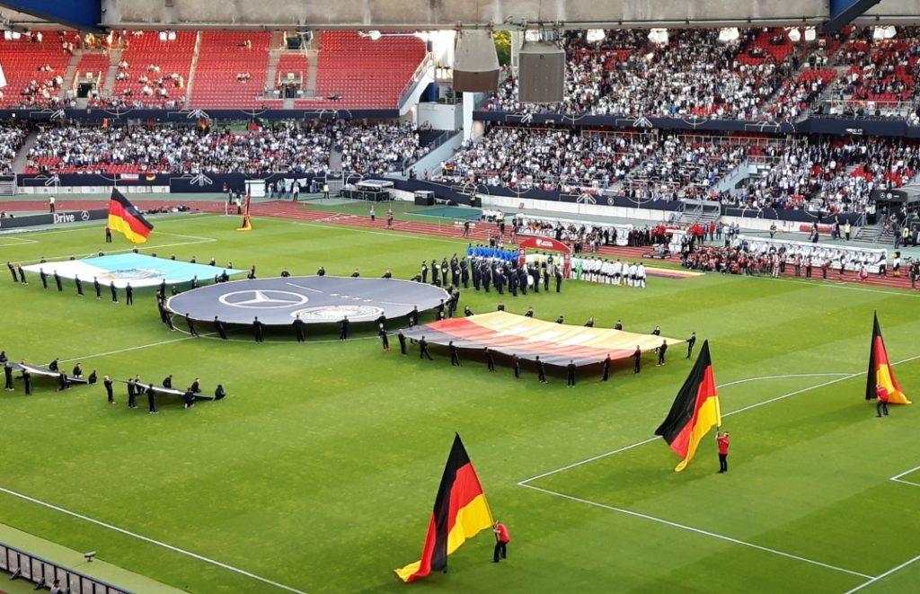 Fußball Länderspiel Deutschland San Marino Nürnberg