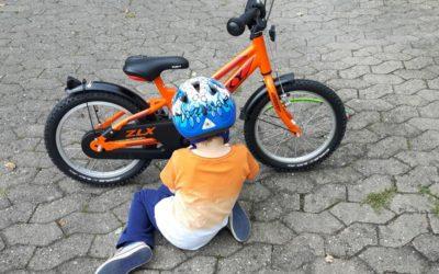 Junior bekommt ein Fahrrad – Meine Tipps zum Kinderfahrradkauf