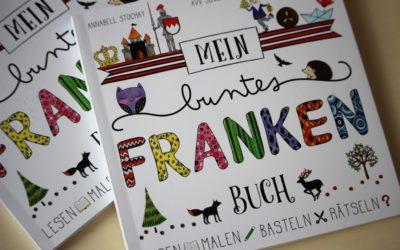 Mein buntes Franken-Buch (Verlosung)