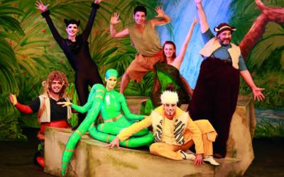 """Der Klassiker """"Das Dschungelbuch"""" als Familienmusical auf der Bühne"""