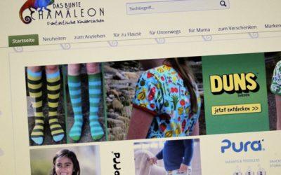 """Der Onlineshop """"Das bunte Chamäleon"""" aus Franken stellt sich vor"""