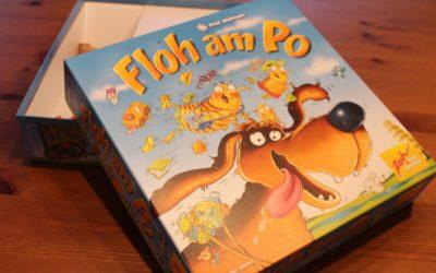 Floh am Po – Das Würfelspiel mit Flohbefall