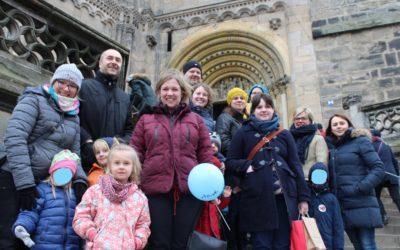Bloggertreffen und Dombesichtigung in Bamberg – Elternblogger MeetUp 2018 (#Verlosung)
