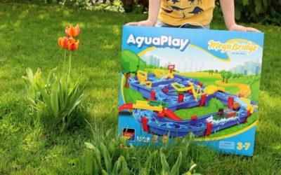 AquaPlay Mega Bridge – Wir erweitern unsere Wasserbahn
